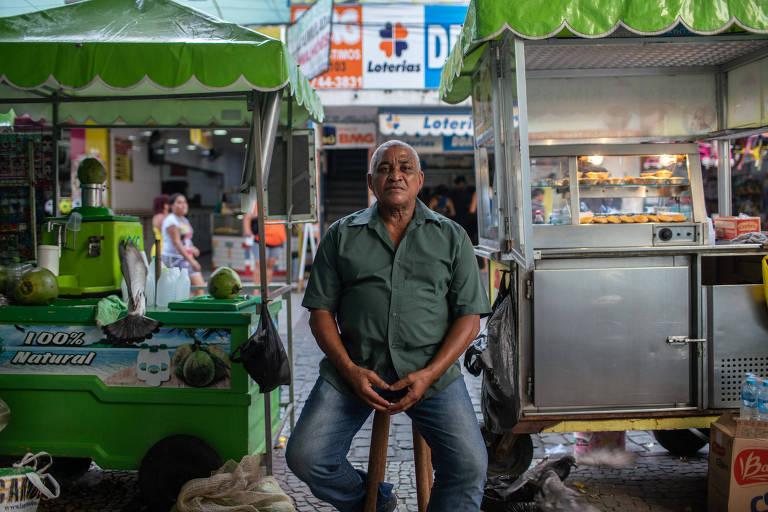 Mario Luiz Carvalho, 43, de Queimados (RJ), também teve seu título de eleitor cancelado