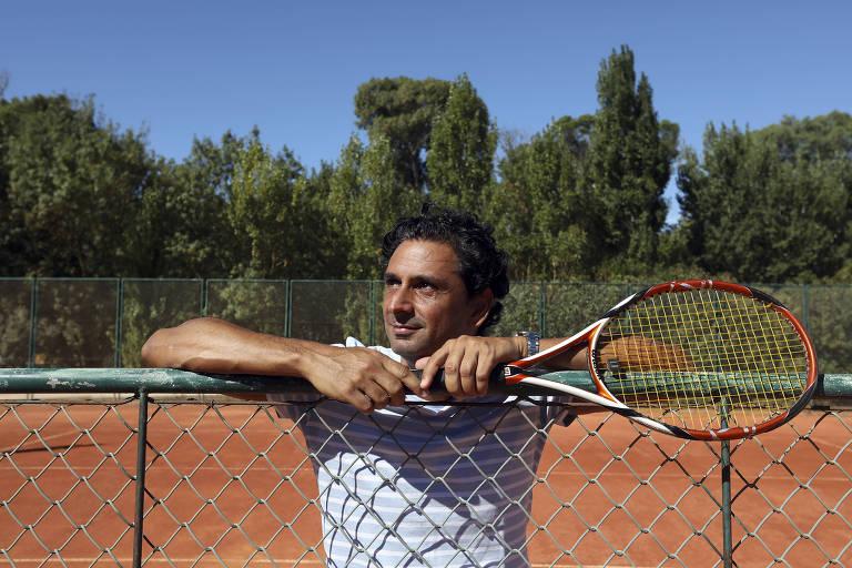 Jose Miguel Fernandes, que jogou tênis com Carlos Ramos quando eram adolescentes