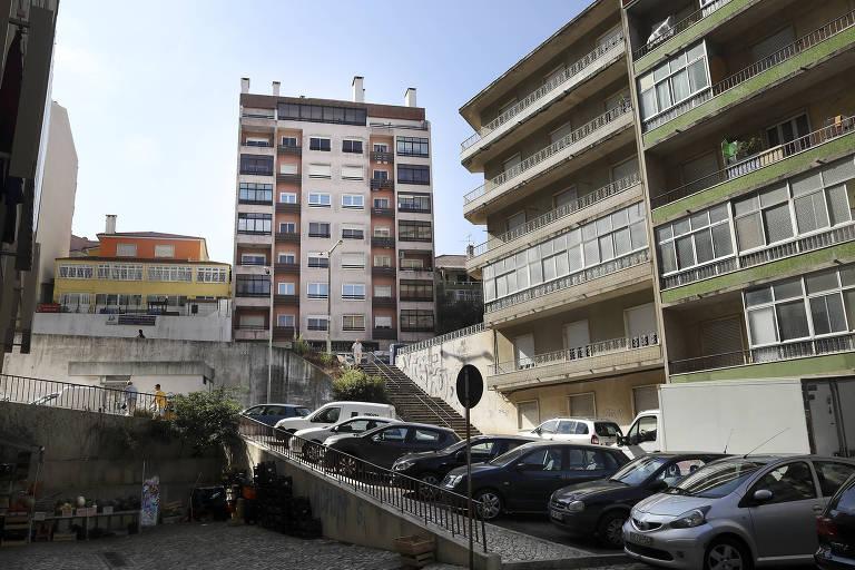 Agualva-Cacém, subúrbio próximo a Lisboa, onde Ramos morou com a família após deixarem Moçambique