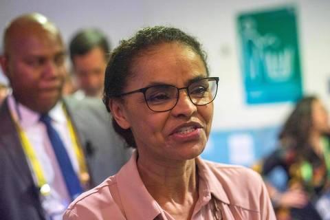Marina Silva declara apoio crítico a Fernando Haddad