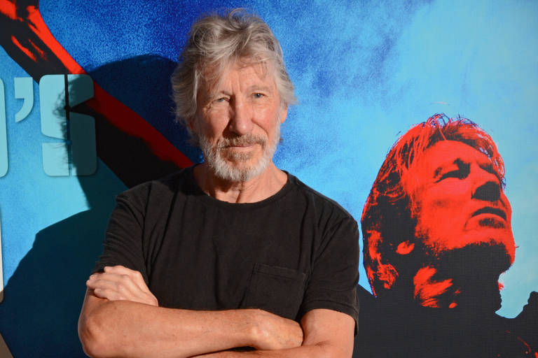 Roger Waters na turnê ' Us+Them'