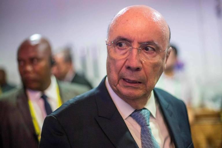 Henrique Meirelles, o futuro secretário da Fazenda de SP