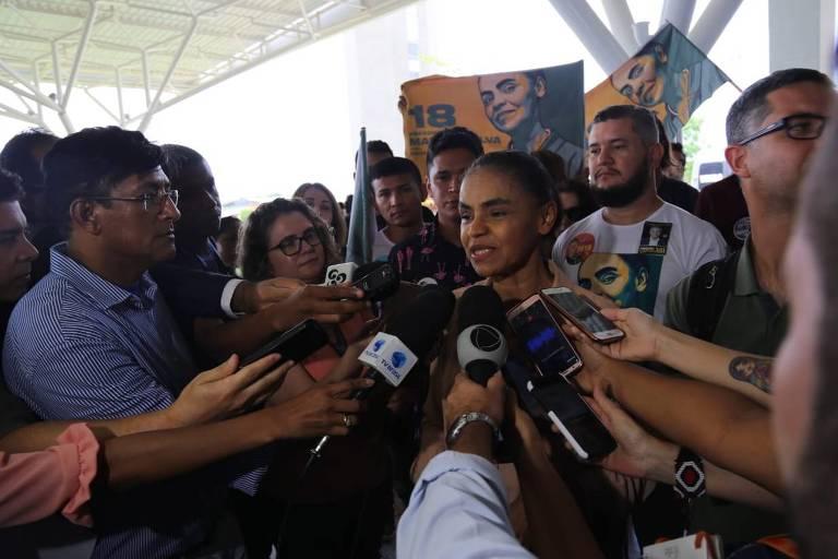 Eleições 2018 - Marina Silva