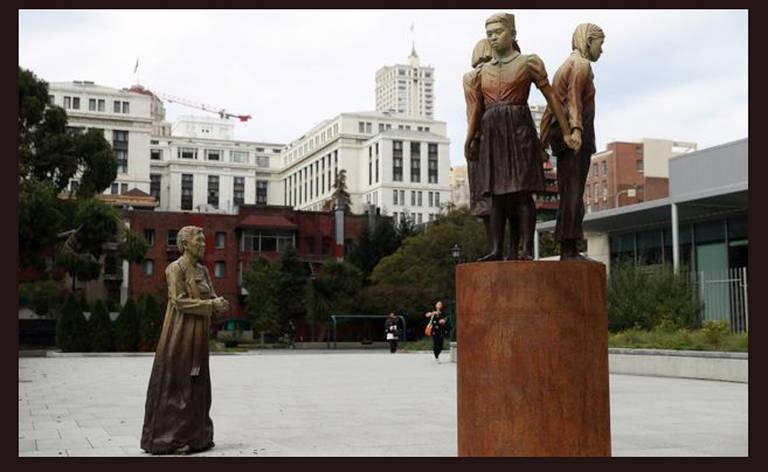 As escravas sexuais que fizeram San Francisco e Osaka deixarem de ser 'cidades-irmãs'