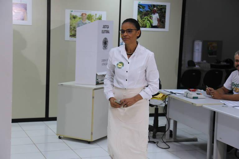 1º turno das eleições 2018