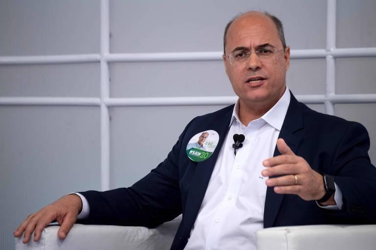 Wilson Witzel, candidato ao governo do Rio de Janeiro