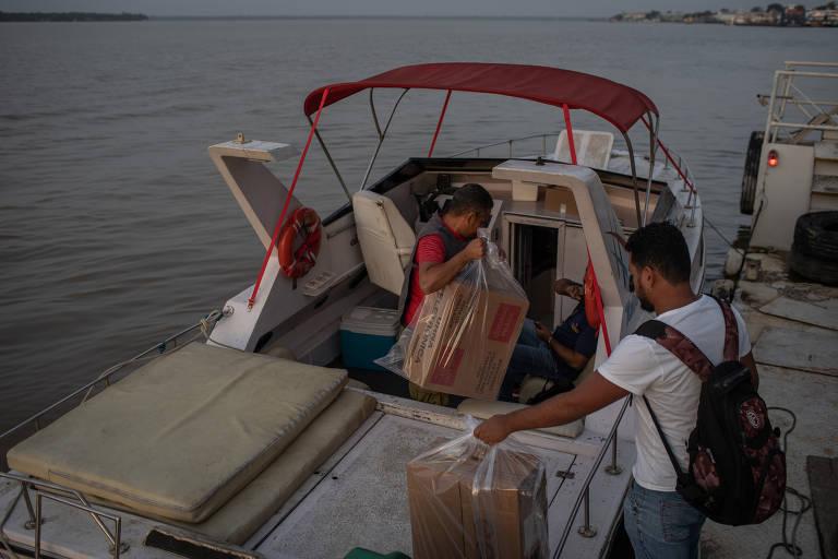 Votação no Pará