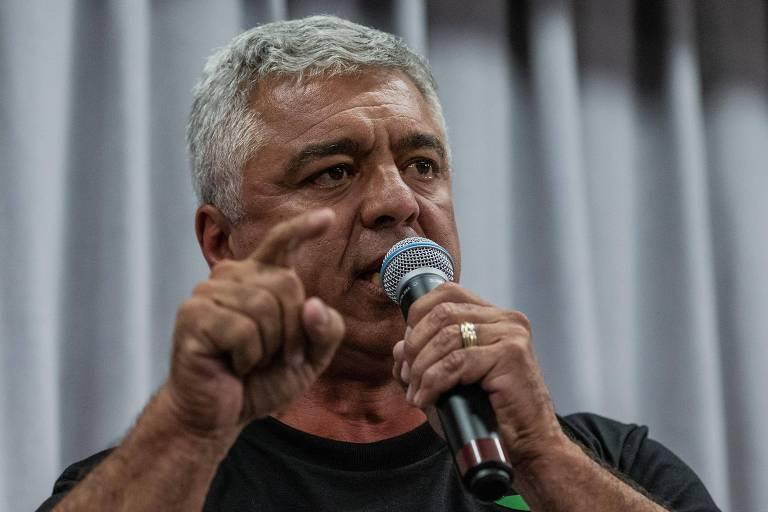 Senador eleito Major Olímpio (PSL)
