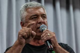Major Olímpio (PSL), candidato ao Senado