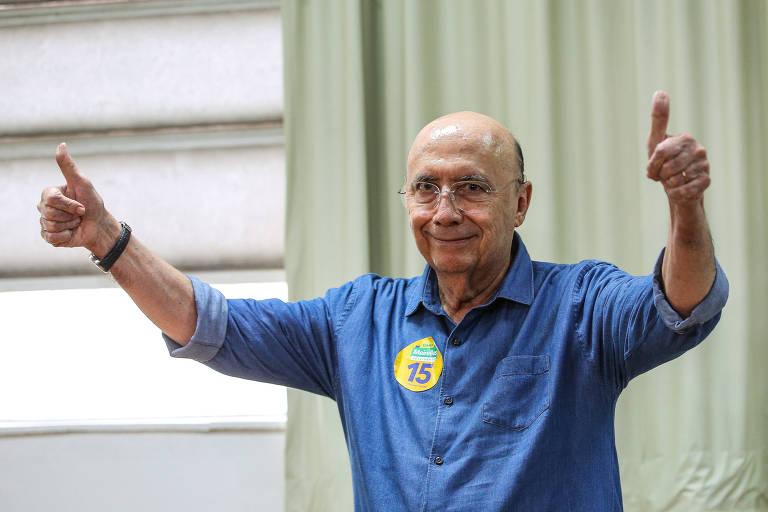Henrique Meirelles não declara apoio no segundo turno