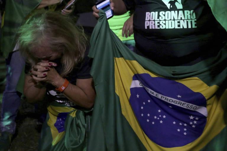 Bolsonaro rumo ao segundo turno