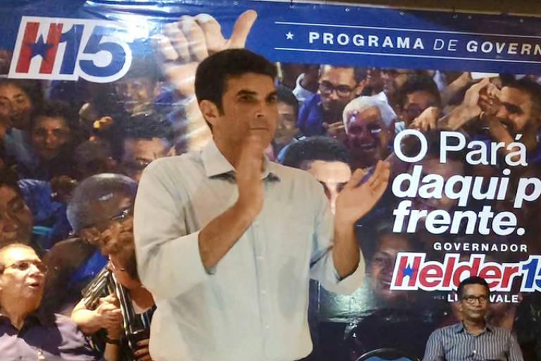 Helder Barbalho vai ao segundo turno com Márcio Miranda no Pará