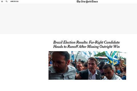 Ataques de Bolsonaro à imprensa ameaçam a democracia, dizem associações de jornalistas