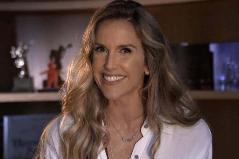 A apresentadora Mariana Ferrão explica sua ausência do quadro do Domingão do Faustão