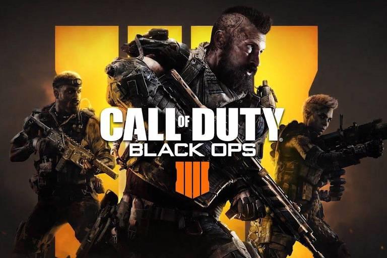 Call of Duty Black Ops IV está entre os principais lançamentos da feira