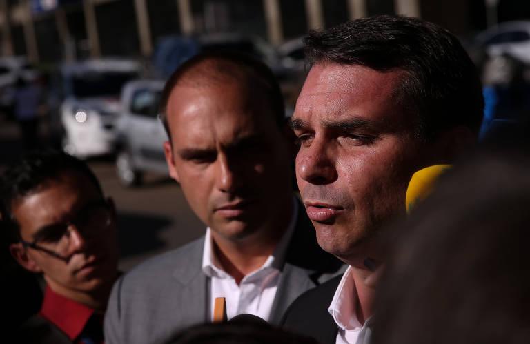 Família Bolsonaro na política