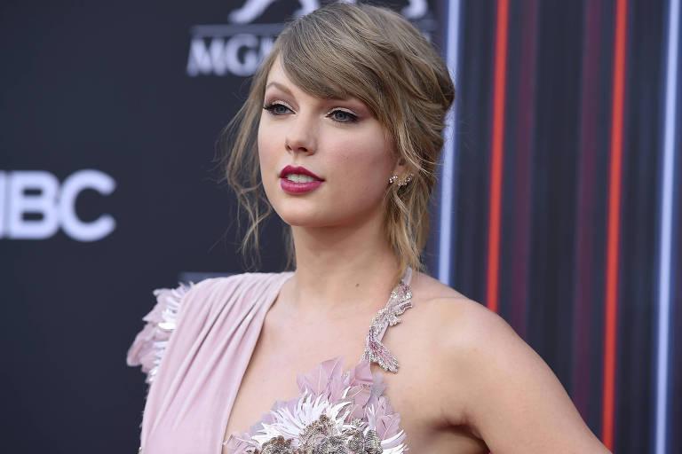 Taylor Swift contou com a tecnologia para achar perseguidores