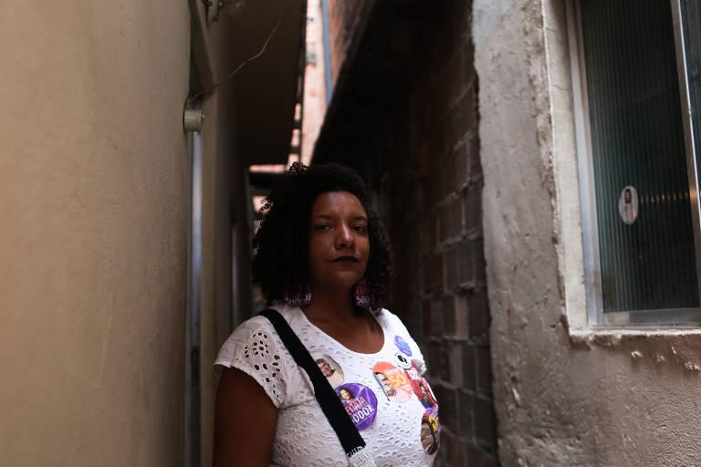 Eleições no Complexo da Maré, no Rio