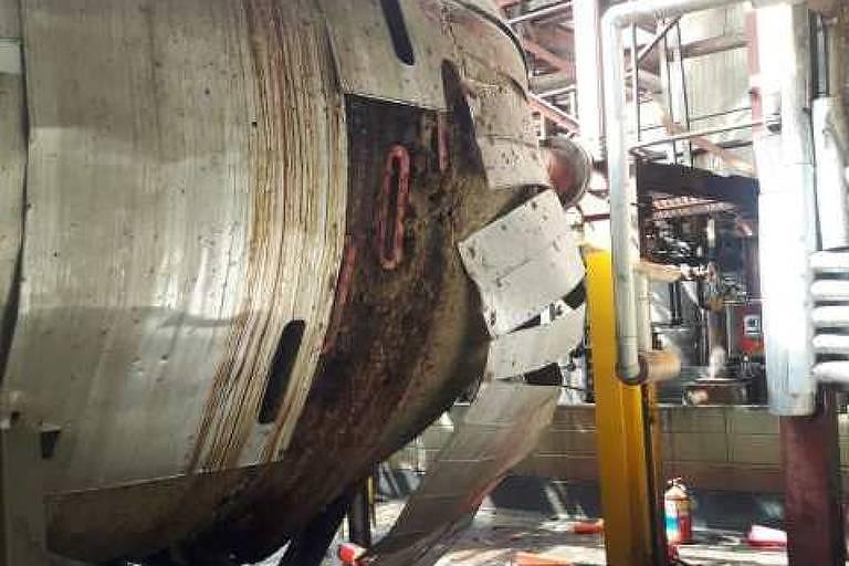 Resultado de imagem para Explosão em indústria química no interior de SP deixa três mortos