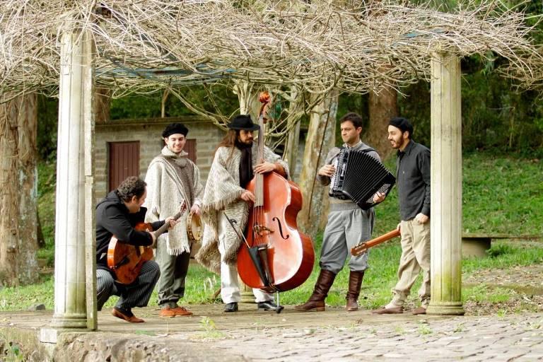Quinteto Canjerana