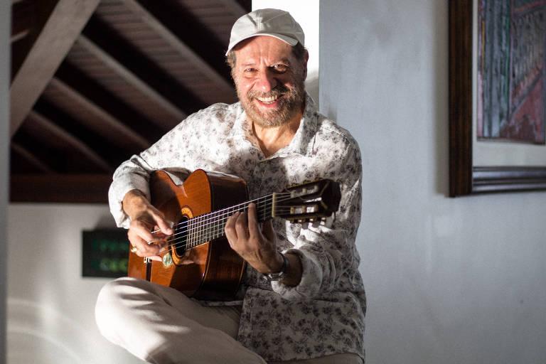 Compositor de clássicos como 'O Bêbado e a Equilibrista', João Bosco se apresenta em Osasco