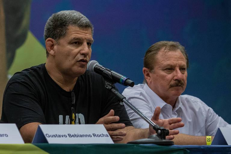 Formado em direito, o presidente interino do PSL, Gustavo Bebianno, é o mais cotado para o Ministério da Justiça