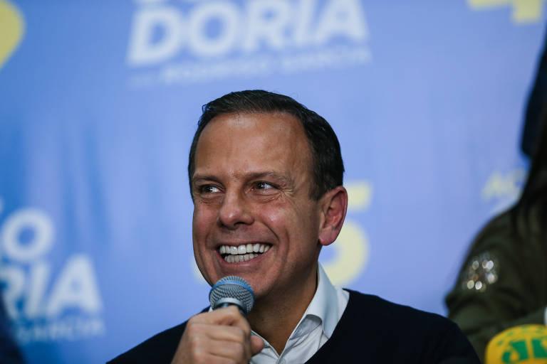 Doria (PSDB) e França (PSB) vão para segundo turno em São Paulo