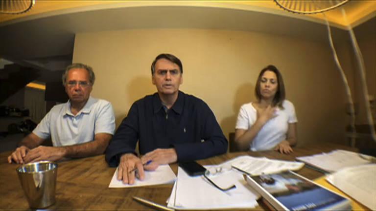 15391171825bbd107e8501a_1539117182_3x2_md Pesquisa Datafolha mostra Bolsonaro com 59% e Haddad com 41% dos votos válidos no 2º turno