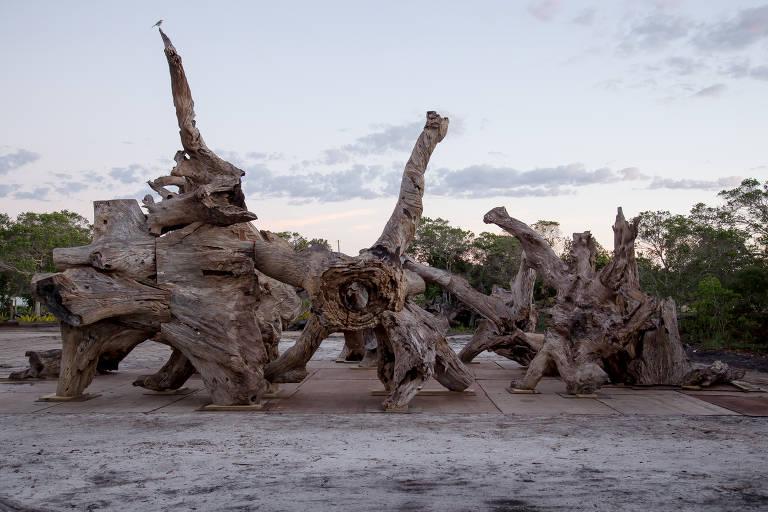 Obras de Ai Weiwei produzidas no Brasil