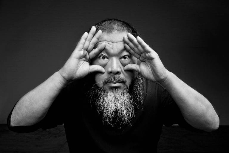 Artista chinês Ai Weiwei