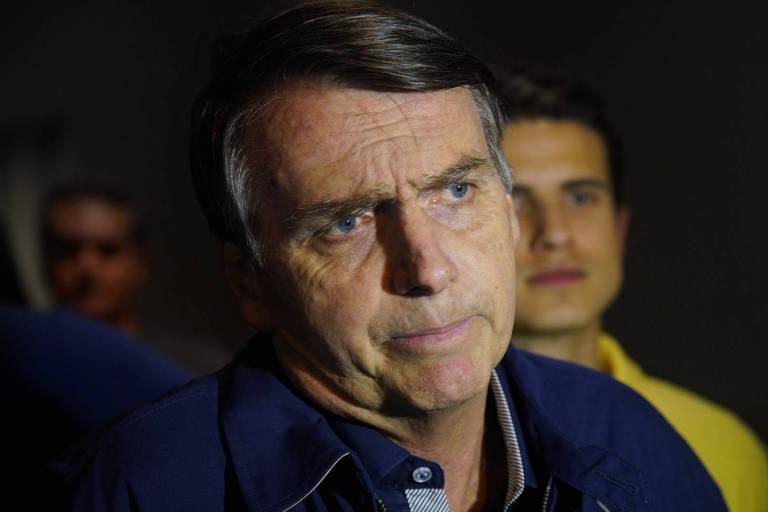 Candidato à Presidência da República, Jair Bolsonaro