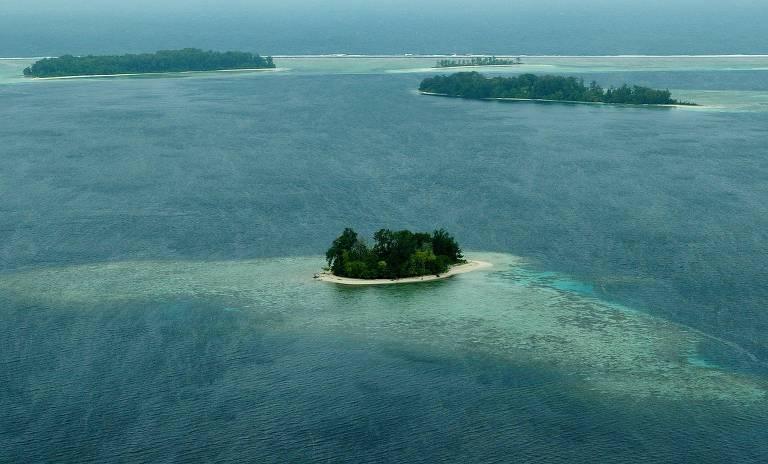 13 ilhas que vão desaparecer nos próximos anos