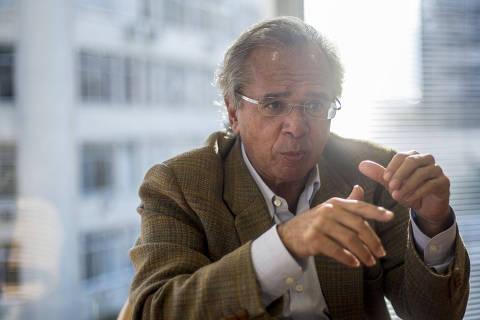 Paulo Guedes trabalha na criação de uma reforma fiscal mais abrangente