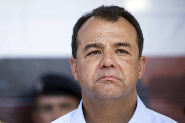 O ex-governador do Rio de Janeiro Sérgio Cabral (MDB)