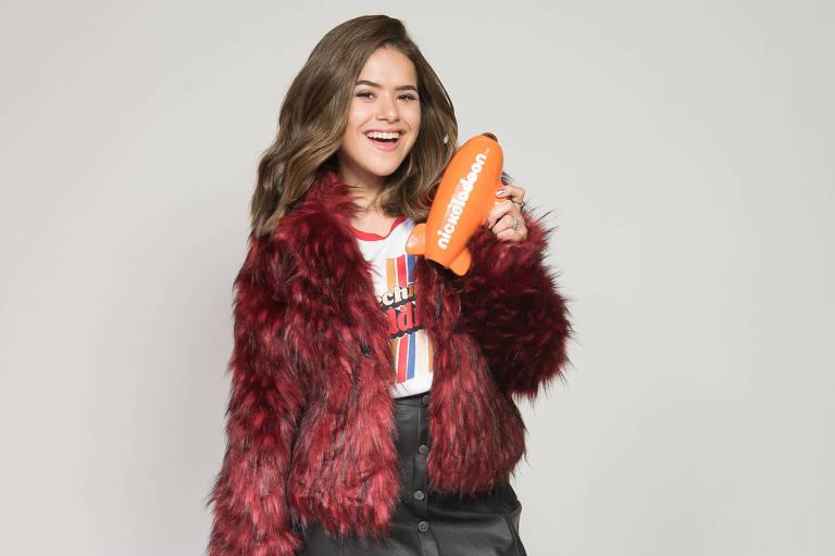 Maisa Silva será a apresentadora da edição deste ano da Nickelodeon