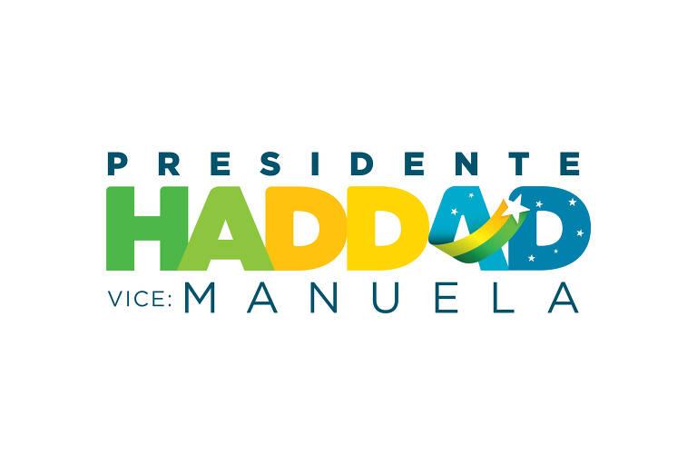 Fernando Haddad (PT) muda material de campanha no segundo turno