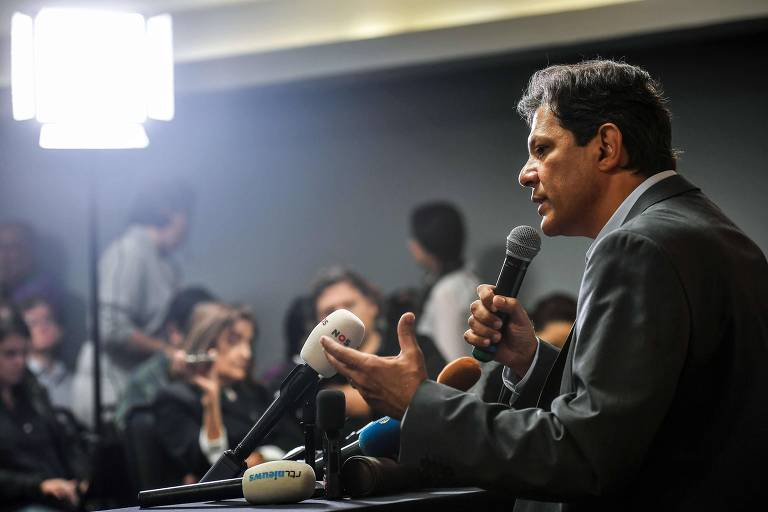Haddad no 2º turno