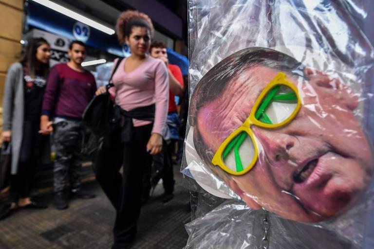 Bolsonaro no 2º turno