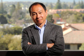 Francis Fukuyama, a political scientist from Stanford University, and author of the new book called,