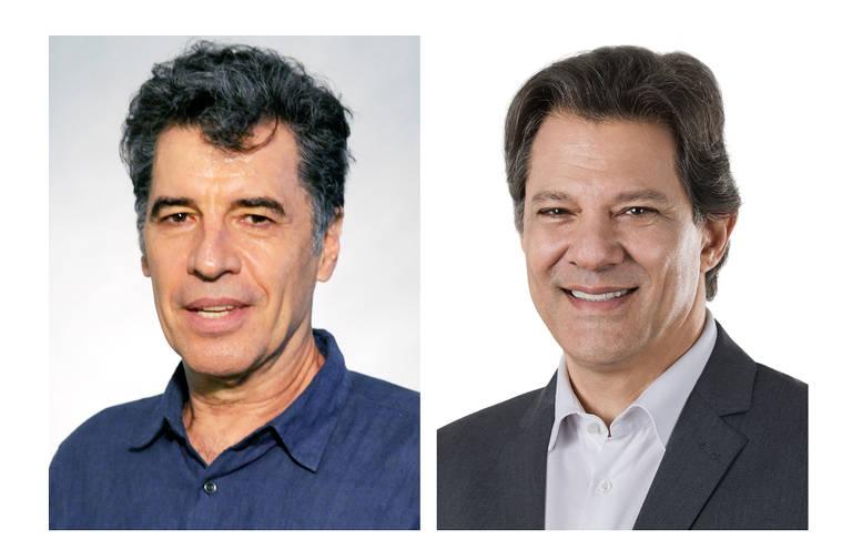 Paulo Betti declara apoio a Fernando Haddad
