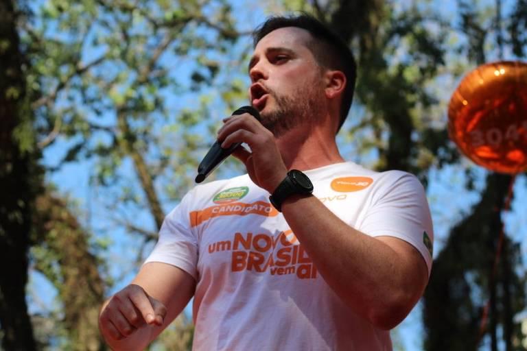 Fábio Ostermann (Novo-RS), eleito deputado estadual