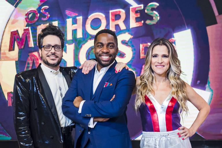 Os Melhores Anos das Nossas Vidas - Lázaro Ramos, Ingrid Guimarães, Lúcio Mauro Filho