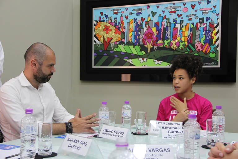 Projeto Meninas Ocupam leva meninas a ocupar postos de liderança por um dia