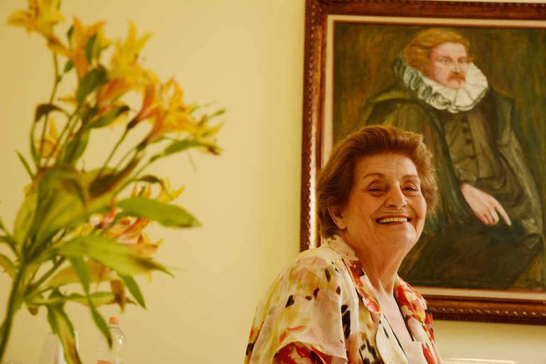 Escritora Zibia Gasparetto