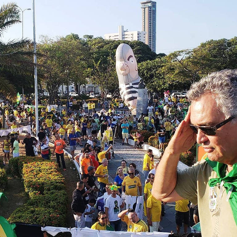 A tropa de Bolsonaro no Nordeste
