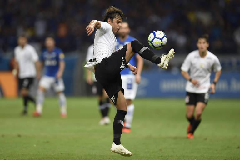 Vice artilheiro do time no ano com 11 gols, Romero não marca há 16 partidas