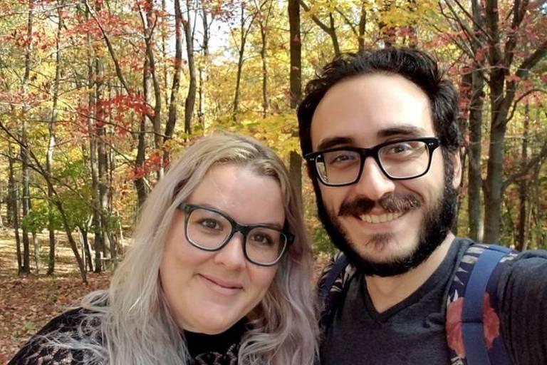 Mehmet e Jacquelyn, 31 e 33, respectivamente, moram em Nova York e estão casados há dois anos