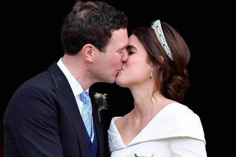 Casamento da princesa Eugenie e Jack Brooksbank