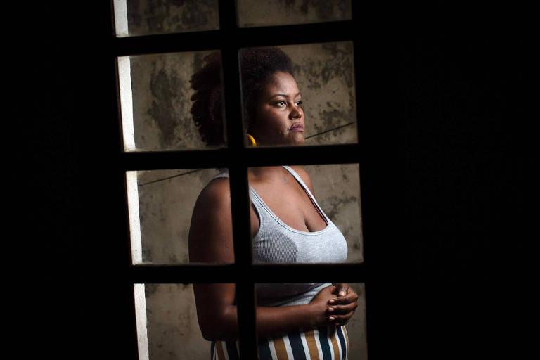 Professora Odara,30, sofreu ataque racista em escola estadual de SP