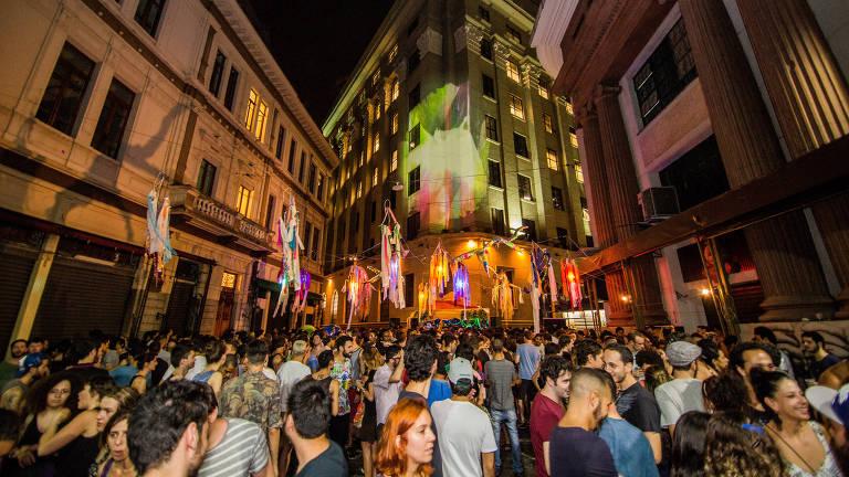 O SP na Rua chega à quarta edição neste sábado (28), em espaços no centro da cidade